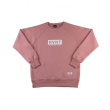 The Coral 'Thickened' Crewneck