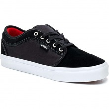 Vans Chukka Low Black:White:Chilli Pepper