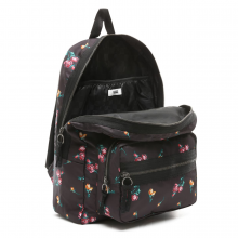 Vans Distinction II Backpack (open)