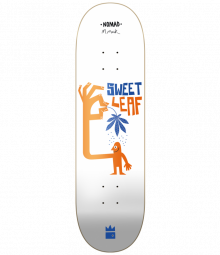Nomad Skateboards Sweet Leaf Deck